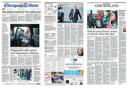Chicago Tribune – April 20, 2019
