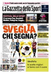 La Gazzetta dello Sport – 13 settembre 2018