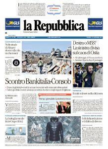 la Repubblica - 10 Novembre 2017