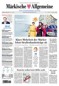 Neue Oranienburger Zeitung - 04. Januar 2019