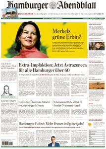 Hamburger Abendblatt – 20. April 2021
