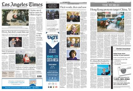 Los Angeles Times – September 30, 2019