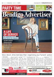 Bendigo Advertiser - January 26, 2019