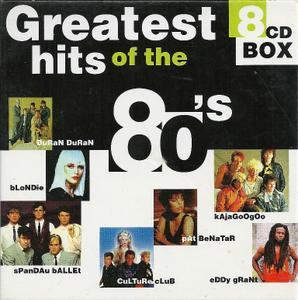VA - Greatest Hits Of The 80's (1998) [8CD Box Set] REPOST