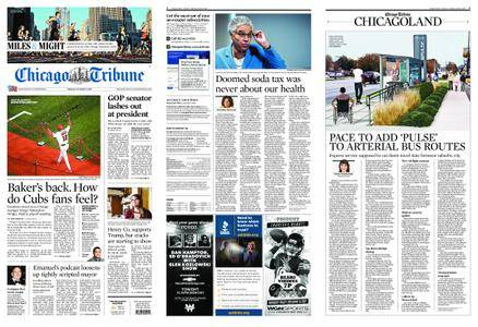 Chicago Tribune – October 09, 2017