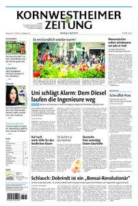 Kornwestheimer Zeitung - 03. April 2018