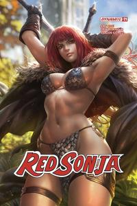 Red Sonja Vol.4 núm. 21 (2018) La Espada de Skath