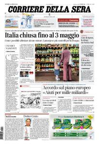 Corriere della Sera – 10 aprile 2020
