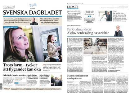 Svenska Dagbladet – 30 januari 2018