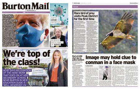 Burton Mail – July 15, 2020
