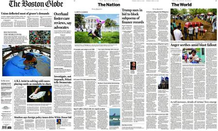 The Boston Globe – April 23, 2019