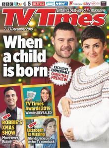 TV Times - 07 December 2019