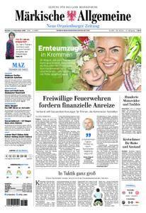 Neue Oranienburger Zeitung - 03. September 2018