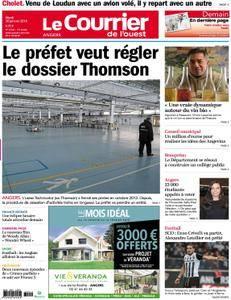 Le Courrier de l'Ouest Angers - 30 janvier 2018