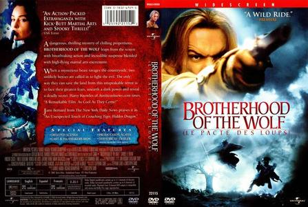 Brotherhood of the Wolf / Le pacte des loups (2001)