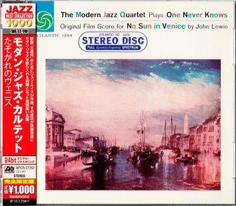 The Modern Jazz Quartet - No Sun In Venice (1957) {2013 Japan Jazz Best Collection 1000 Series WPCR-27352}