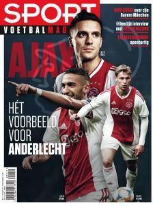Sport Voetbal Magazine - 13 Maart 2019