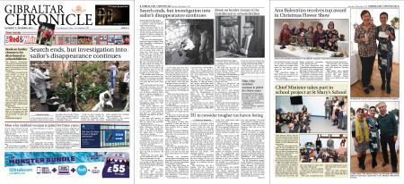 Gibraltar Chronicle – 07 December 2019