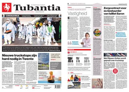 Tubantia - West – 25 februari 2020
