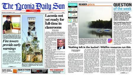 The Laconia Daily Sun – September 17, 2020