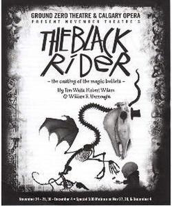 The Black Rider (1990)