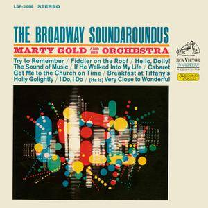 Marty Gold And His Orchestra - The Broadway Soundaroundus (1967/2016) [Official Digital Download 24/192]
