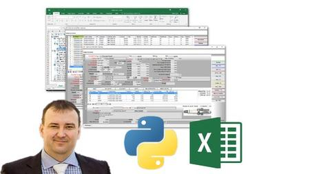 Create Excel or Python App in 15 minutes using Virtual Forms