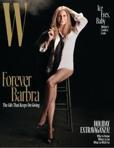 W Magazine - December 2016