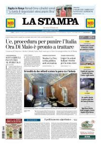 La Stampa Imperia e Sanremo - 22 Novembre 2018