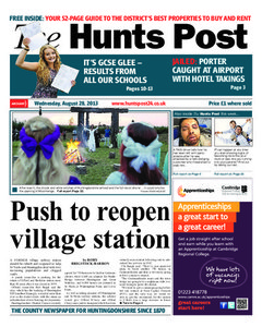 The Hunts Post 2013.08.28