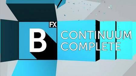 Boris Continuum Complete 10.0.5 for OFX