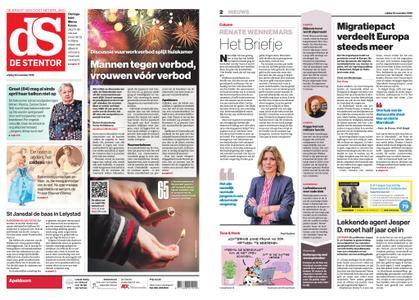 De Stentor - Apeldoorn – 23 november 2018