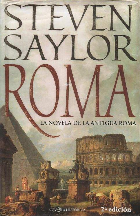 "Steven Saylor ""Roma"""