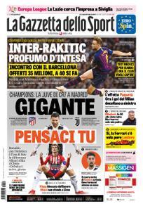 La Gazzetta dello Sport – 20 febbraio 2019