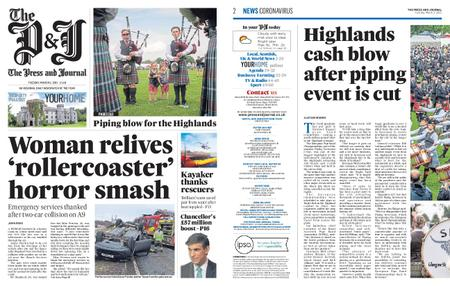 The Press and Journal Moray – March 02, 2021