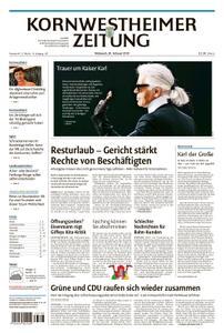 Kornwestheimer Zeitung - 20. Februar 2019