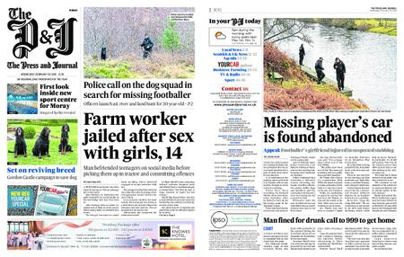 The Press and Journal Moray – February 20, 2019