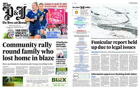 The Press and Journal Moray – May 16, 2019
