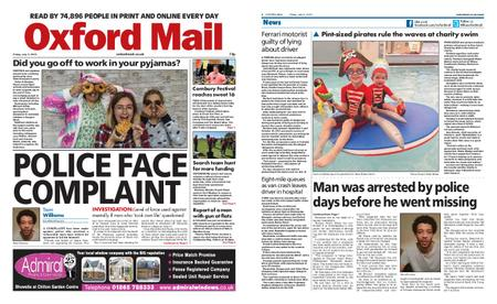 Oxford Mail – July 05, 2019
