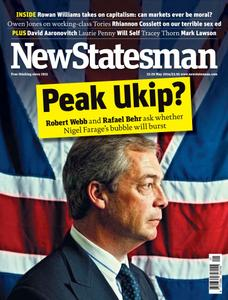 New Statesman - 23 - 29 May 2014