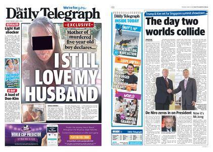 The Daily Telegraph (Sydney) – June 12, 2018