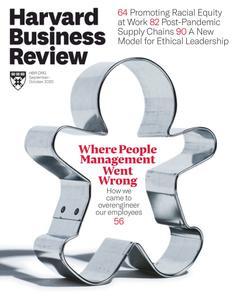Harvard Business Review USA - September/October 2020