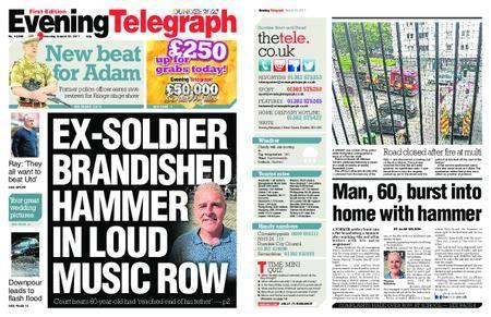 Evening Telegraph First Edition – August 23, 2017