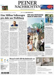 Peiner Nachrichten - 17. August 2018