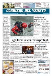 Corriere del Veneto Padova e Rovigo – 15 settembre 2019