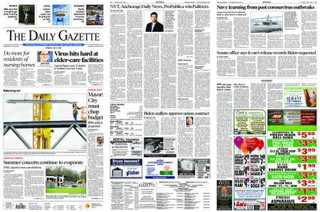 The Daily Gazette – May 05, 2020