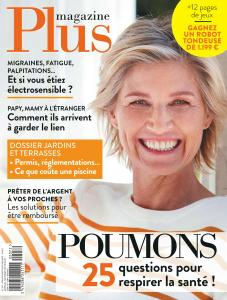 Plus Magazine French Edition - Juillet-Août 2020