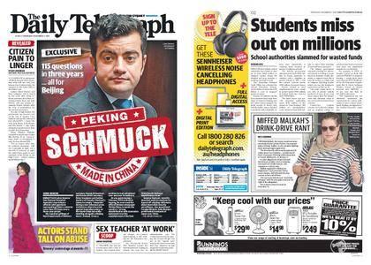The Daily Telegraph (Sydney) – December 07, 2017