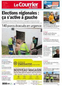 Le Courrier de l'Ouest Cholet – 05 mars 2021
