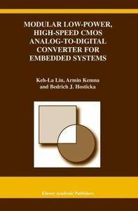 Modular Low-Power, High-Speed CMOS Analog-to-Digital Converter of Embedded Systems (Repost)